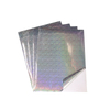 Self Adhesive Holographic PVC