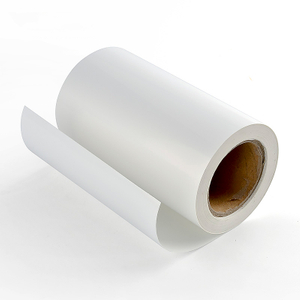 Self Adhesive Pearly White PP Glassine Liner in Roll